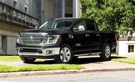 Big Tex Approved: 2017 Nissan Texas Titan Makes Obligatory State Tribute