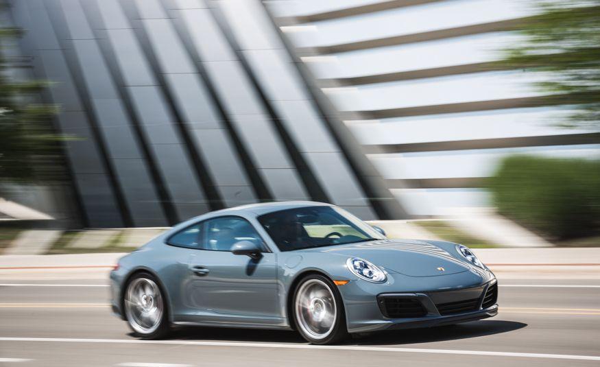 2017 Porsche 911 4S PDK - Slide 1