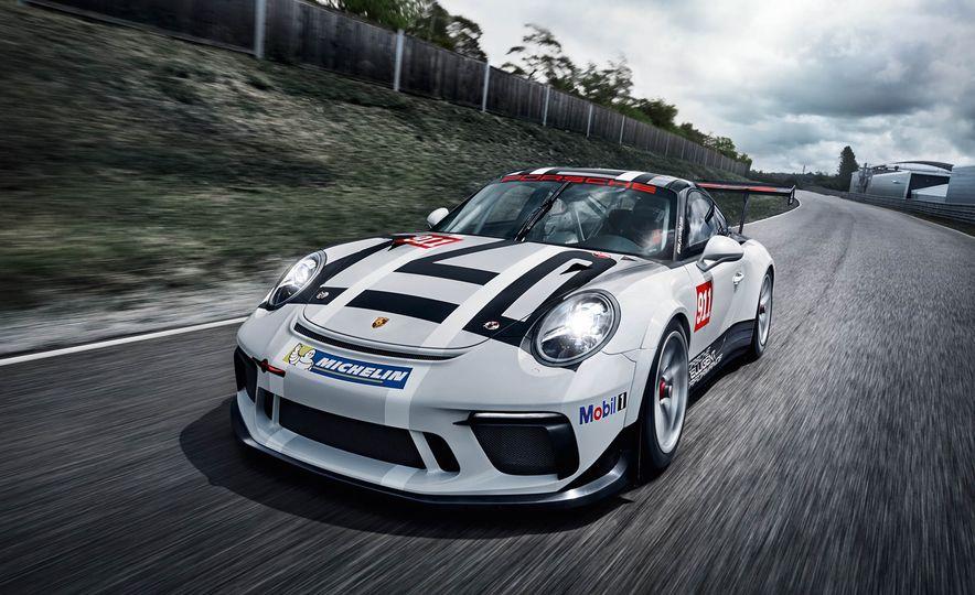 Porsche 911 GT3 Cup - Slide 8