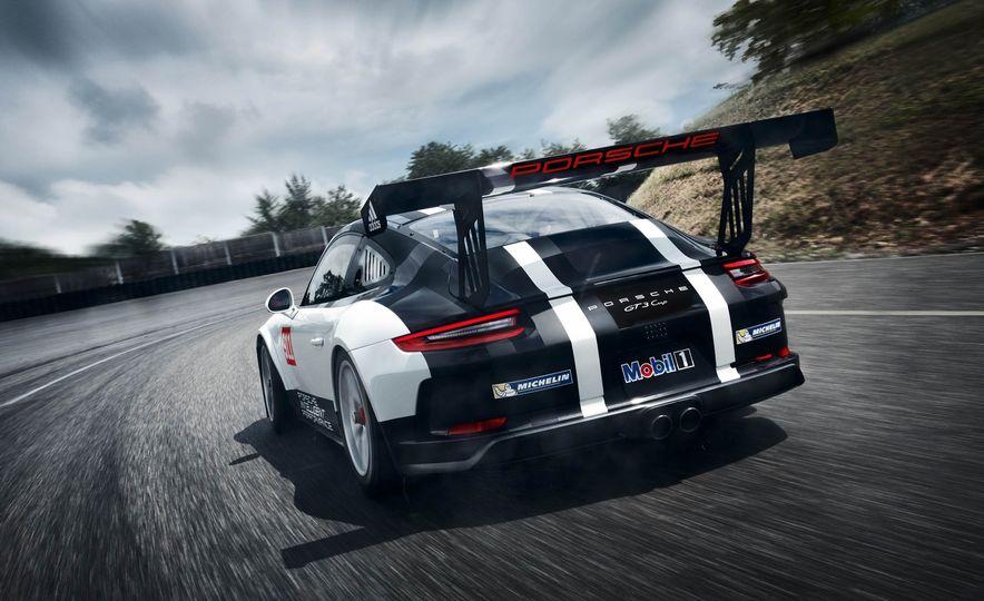 Porsche 911 GT3 Cup - Slide 9