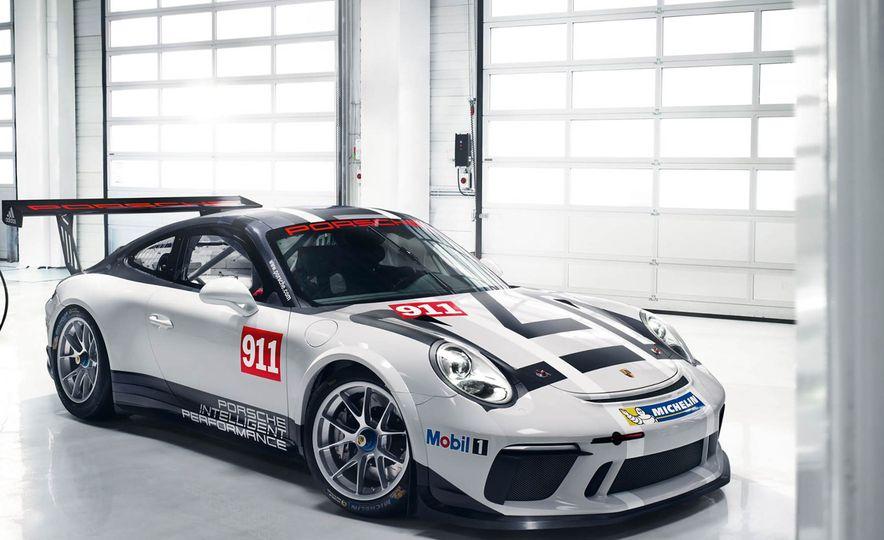 Porsche 911 GT3 Cup - Slide 10