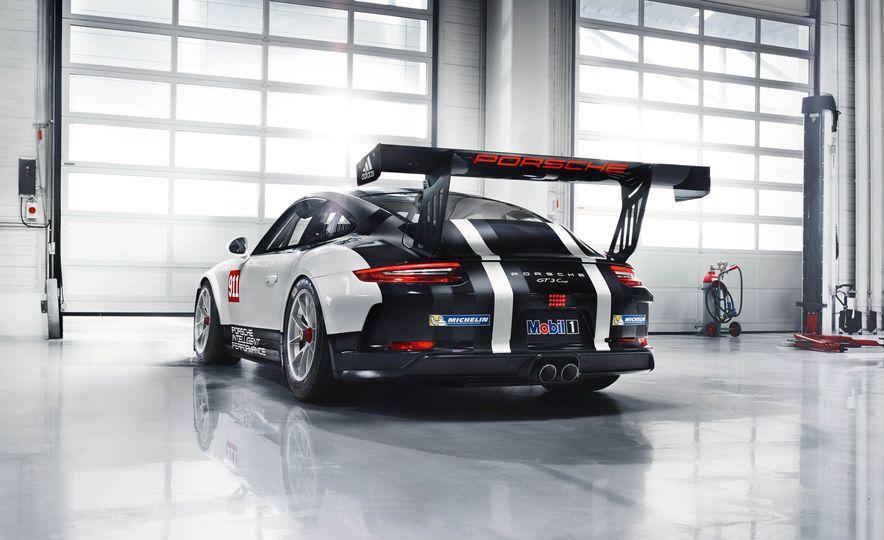 Porsche 911 GT3 Cup - Slide 11