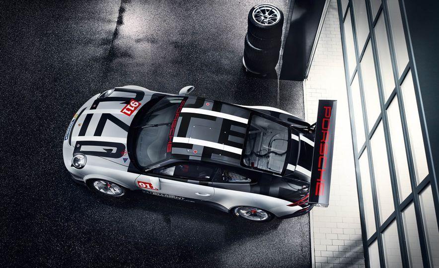Porsche 911 GT3 Cup - Slide 12