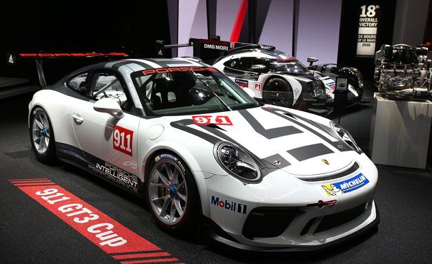 Porsche 911 GT3 Cup: The Biggest Leap So Far