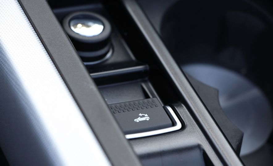 2017 Land Rover Range Rover Evoque convertible - Slide 43