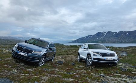 Skoda Kodiaq: This One Would Be for Us