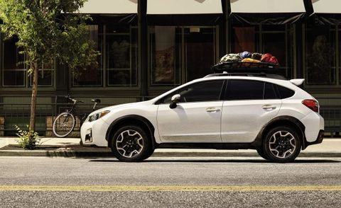 2017 subaru crosstrek same quirk barely different price plus a special edition news car. Black Bedroom Furniture Sets. Home Design Ideas