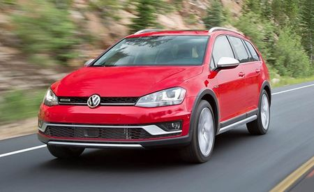 Meet You Outback: 2017 Volkswagen Golf Alltrack Priced under $27,000