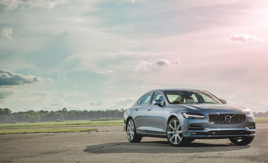 2017 Volvo S90 T6 AWD Inscription - Slide 2