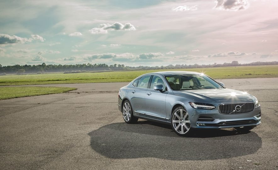 2017 Volvo S90 T6 AWD Inscription - Slide 1