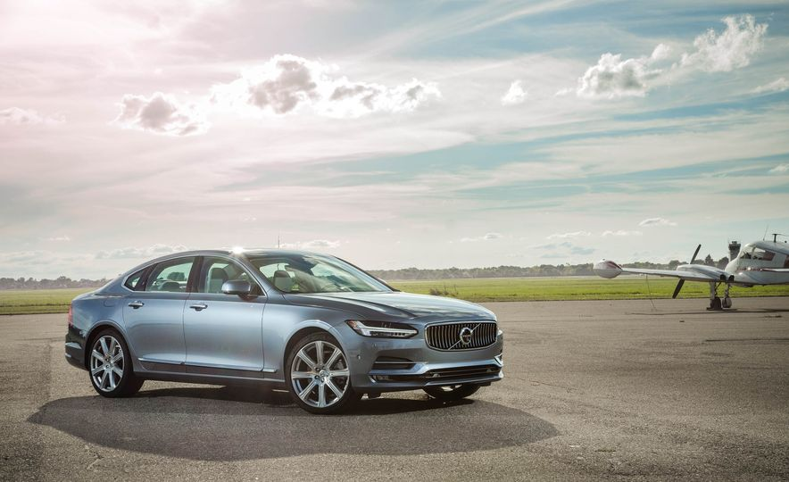2017 Volvo S90 T6 AWD Inscription - Slide 3