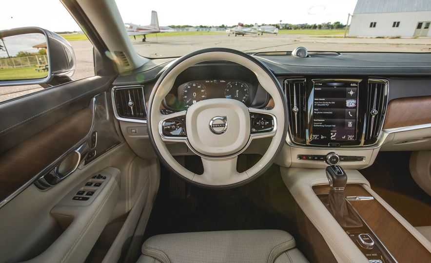 2017 Volvo S90 T6 AWD Inscription - Slide 7