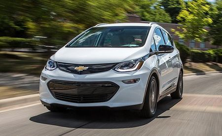 Home on the Range: 2017 Chevrolet Bolt EPA Rated at 238 Miles of Range