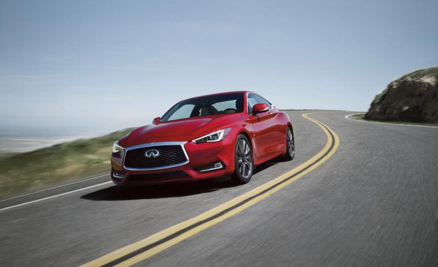 How Much Green for the Red: 2017 Infiniti Q60 Red Sport 400 Priced