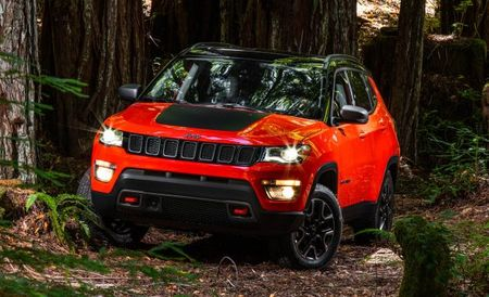 Hey! It's the New 2017 Jeep Compass!