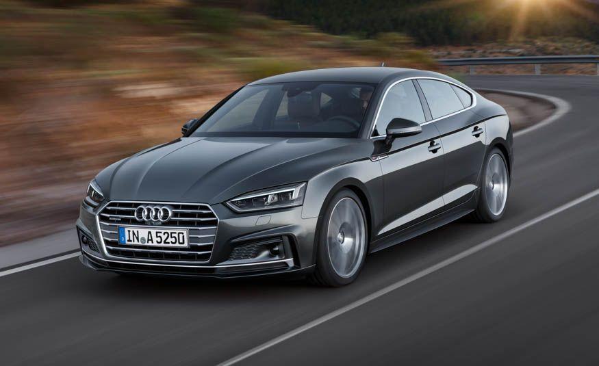 2018 Audi A5 Sportback - Slide 1