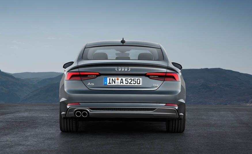 2018 Audi A5 Sportback - Slide 8