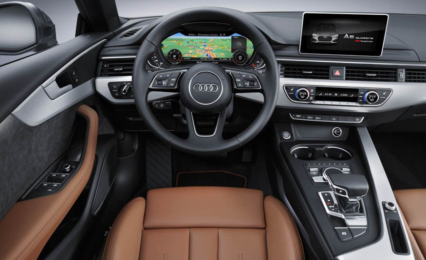 2018 Audi A5 Sportback - Slide 14