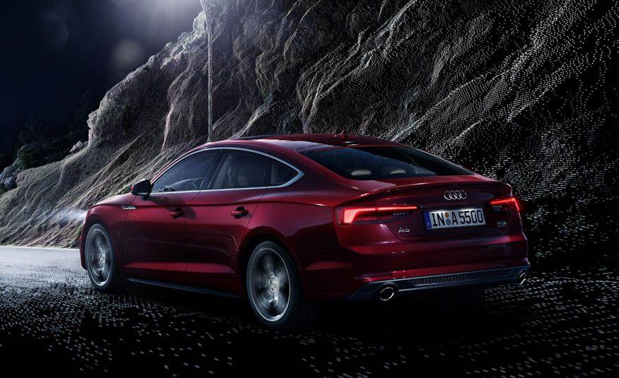 2018 Audi A5 Sportback - Slide 18