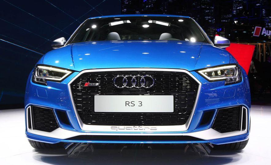 2018 Audi RS3 - Slide 3