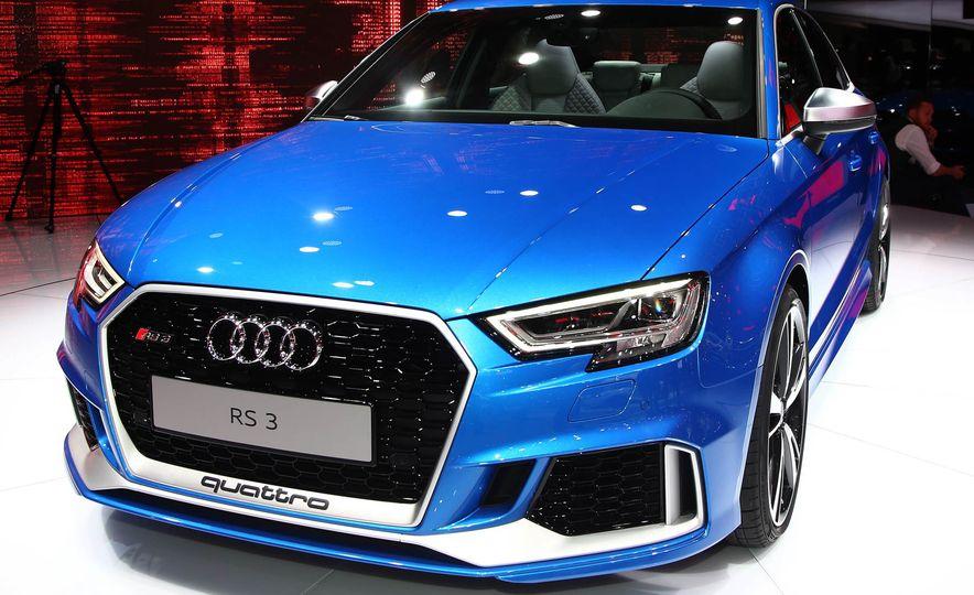 2018 Audi RS3 - Slide 4