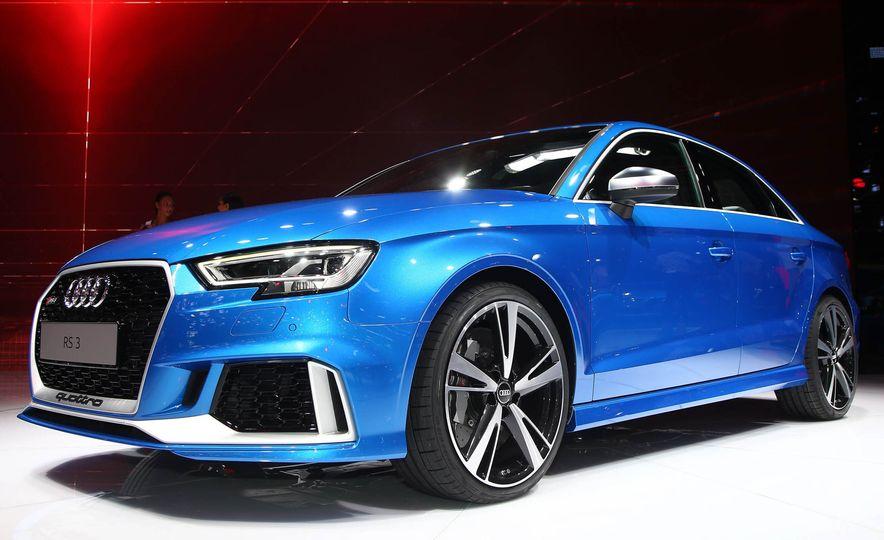 2018 Audi RS3 - Slide 5