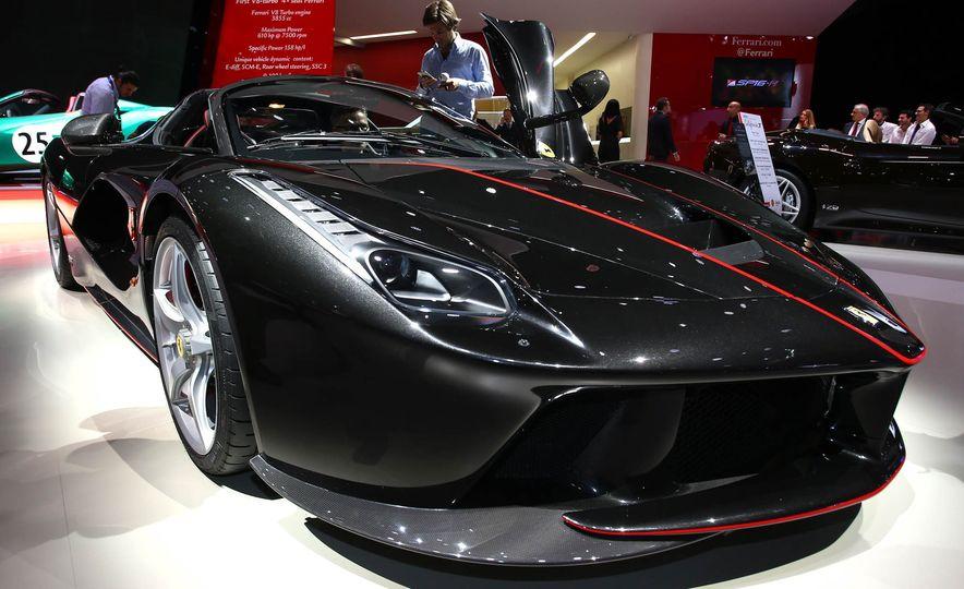 2018 Ferrari LaFerrari Aperta - Slide 1