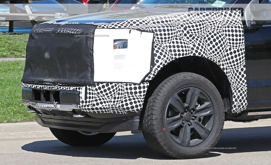 2018 Ford F-150 (spy photo) - Slide 15