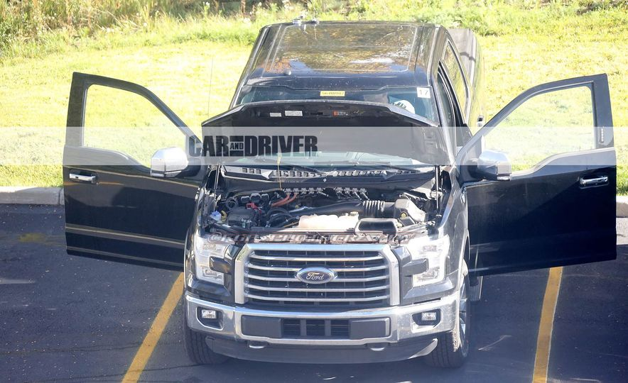 2018 Ford F-150 (spy photo) - Slide 32