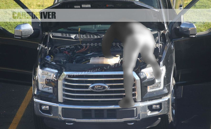 2018 Ford F-150 (spy photo) - Slide 33