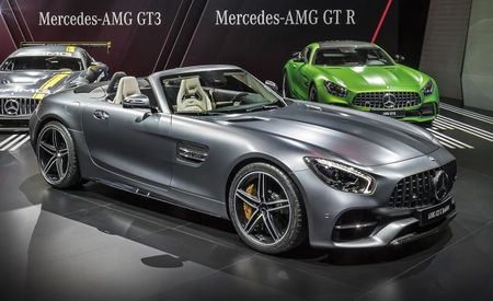 Mercedes-AMG GT C to Come As Coupe and Convertible
