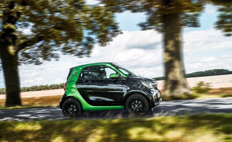 2018 Smart Fortwo Electric Drive - Slide 5