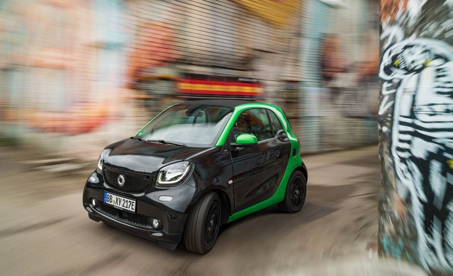 2018 Smart Fortwo Electric Drive - Slide 7