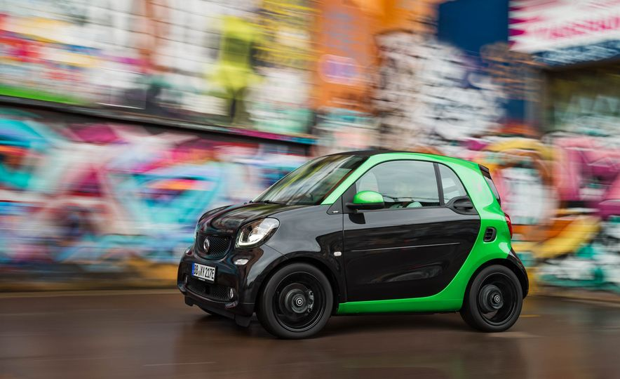 2018 Smart Fortwo Electric Drive - Slide 9