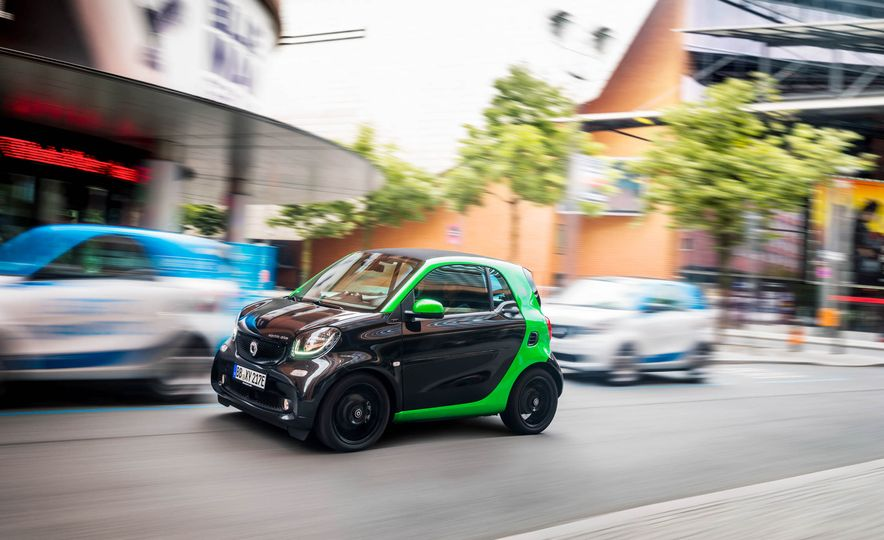 2018 Smart Fortwo Electric Drive - Slide 13