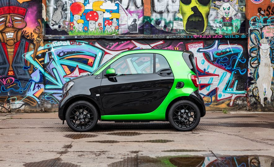 2018 Smart Fortwo Electric Drive - Slide 16