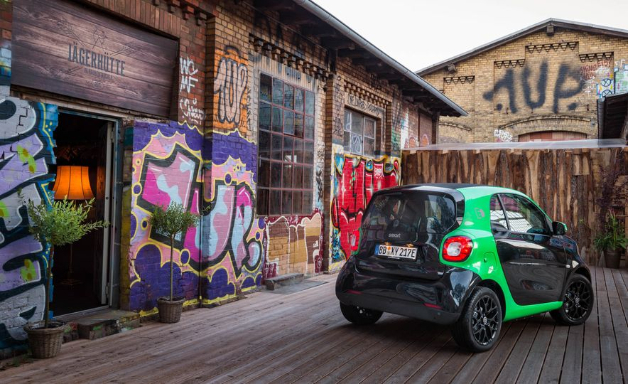 2018 Smart Fortwo Electric Drive - Slide 21