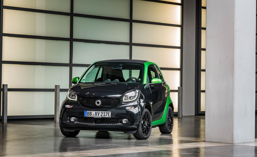 2018 Smart Fortwo Electric Drive - Slide 26