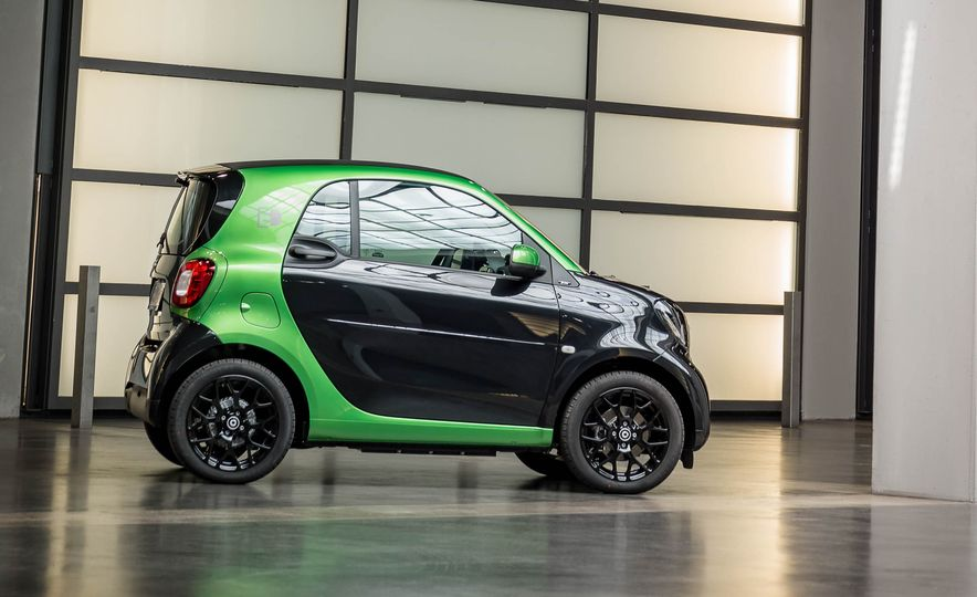 2018 Smart Fortwo Electric Drive - Slide 27