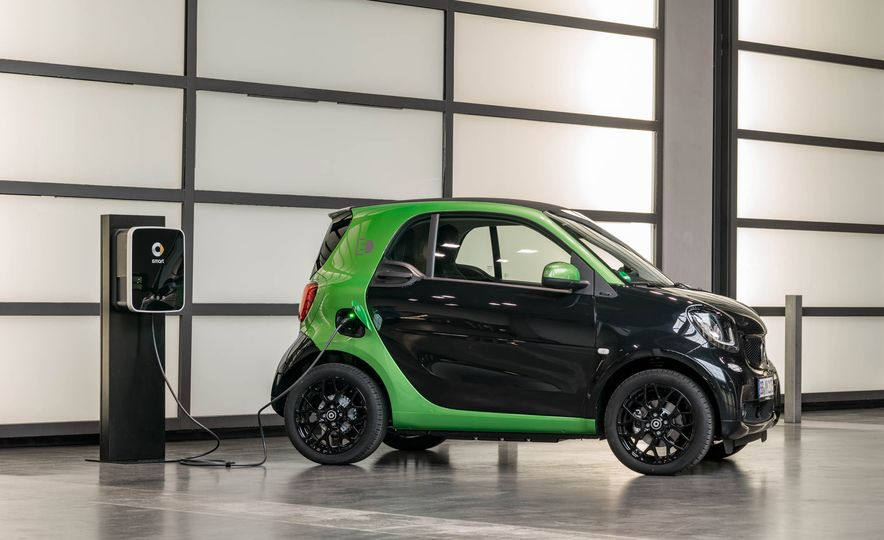 2018 Smart Fortwo Electric Drive - Slide 29
