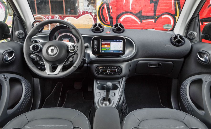 2018 Smart Fortwo Electric Drive - Slide 32