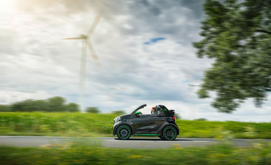 2018 Smart Fortwo Electric Drive - Slide 36
