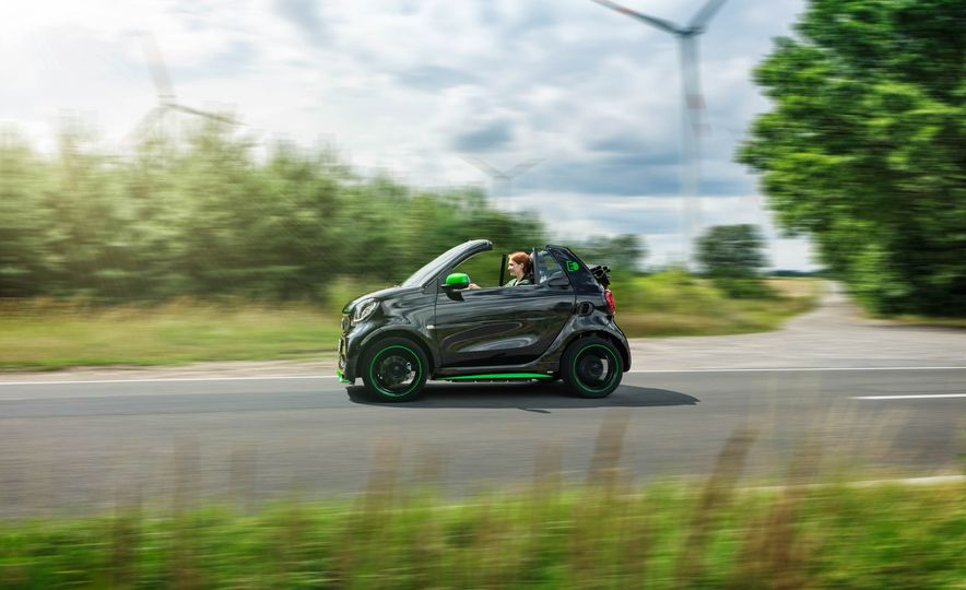 2018 Smart Fortwo Electric Drive - Slide 37