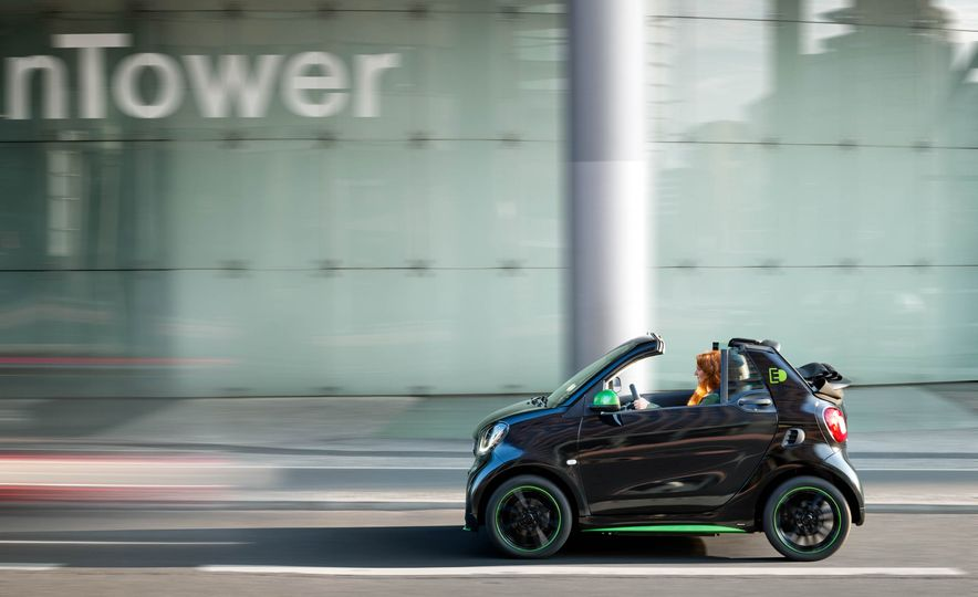 2018 Smart Fortwo Electric Drive - Slide 42