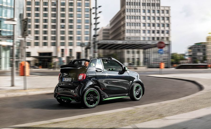 2018 Smart Fortwo Electric Drive - Slide 43