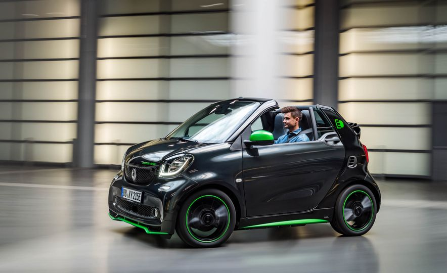 2018 Smart Fortwo Electric Drive - Slide 44