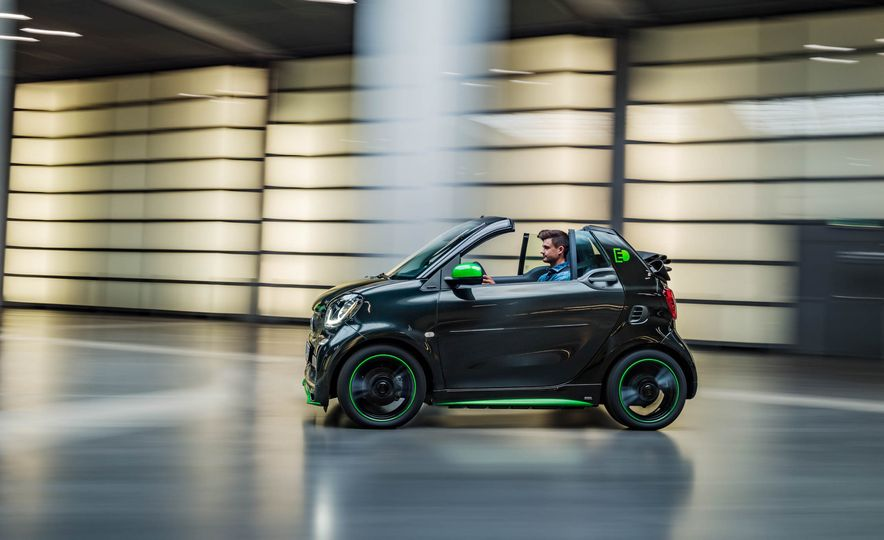 2018 Smart Fortwo Electric Drive - Slide 45