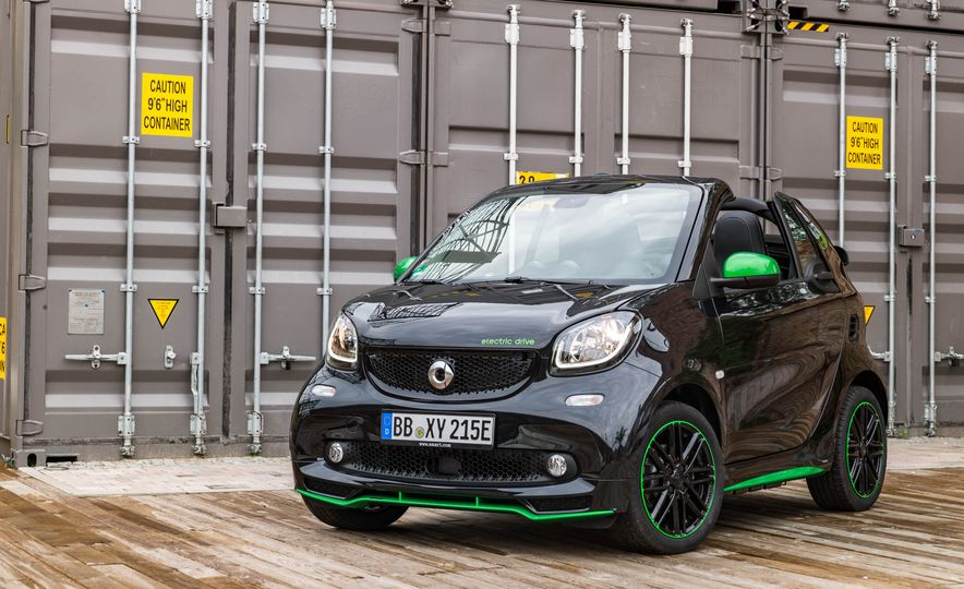 2018 Smart Fortwo Electric Drive - Slide 46