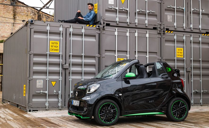 2018 Smart Fortwo Electric Drive - Slide 47