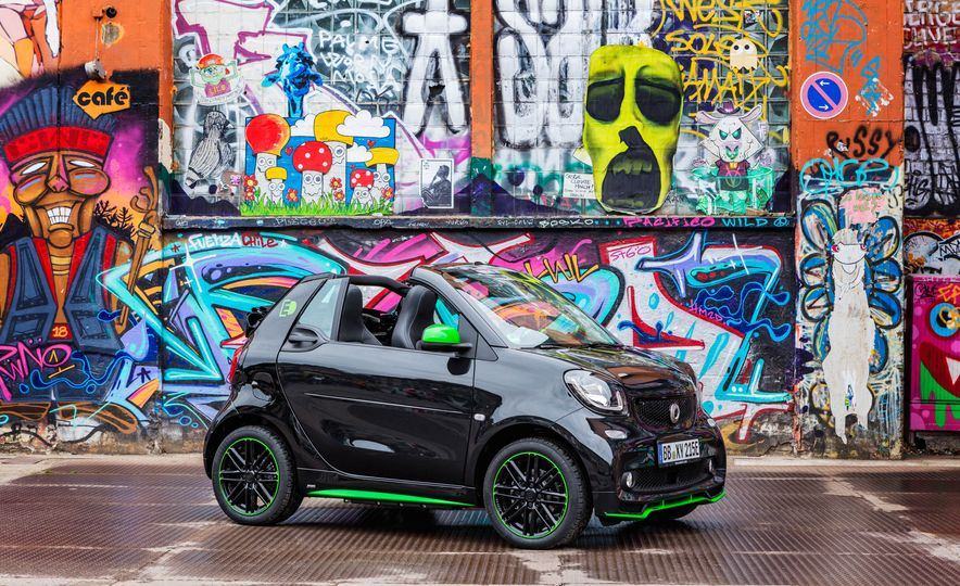 2018 Smart Fortwo Electric Drive - Slide 49